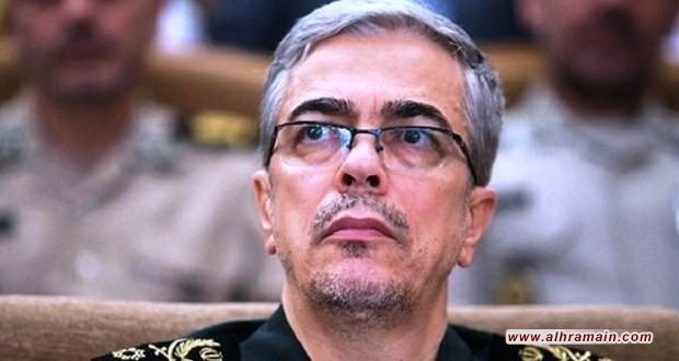إيران: السعودية والإمارات تعملان لتحويل حدودنا مع باكستان إلى مناطق خاضعة للإرهابيين