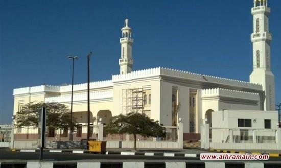 طعن إمام جامع بالسعودية أثناء أدائه صلاة الجمعة