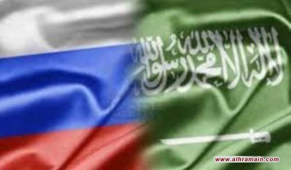 روسيا والسعودية تناقشان مشاريعا بقيمة تزيد عن عشرة مليارات دولار