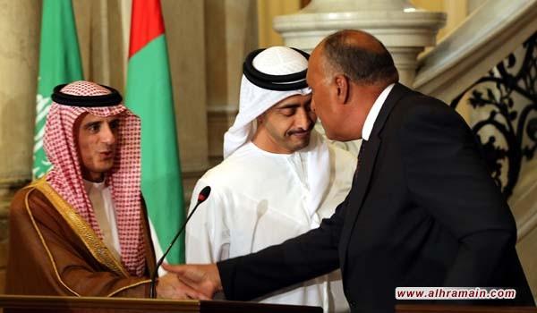 البحرين ممتعضة ومصر لن تذهب بعيداً والإمارات مع التصعيد والسعودية: اللي تقوله واشنطن
