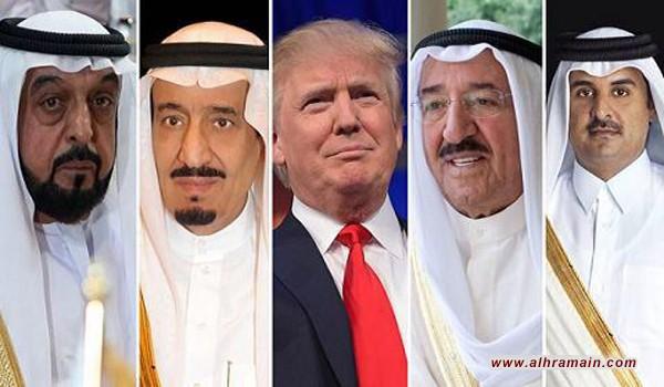 عطوان: ترامب يبدأ عملية تشليح الخليج أمواله !