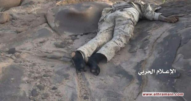 سقوط عشرات القتلى والجرحى والأسرى من الجيش السعودي بمعارك في الحد الجنوبي