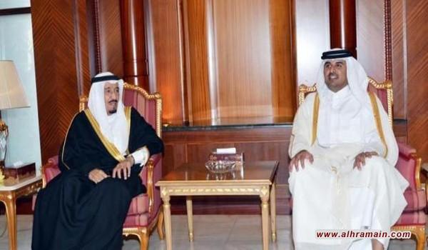 خلافات السعودية قطر تخترق سطح الإعلام