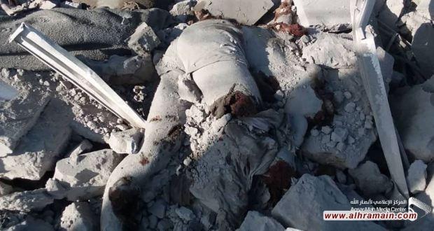 """""""التحالف"""" يقتل """"أبناءه الأسرى"""": عشرات القتلى والجرحى بغارات على سجن في ذمار"""
