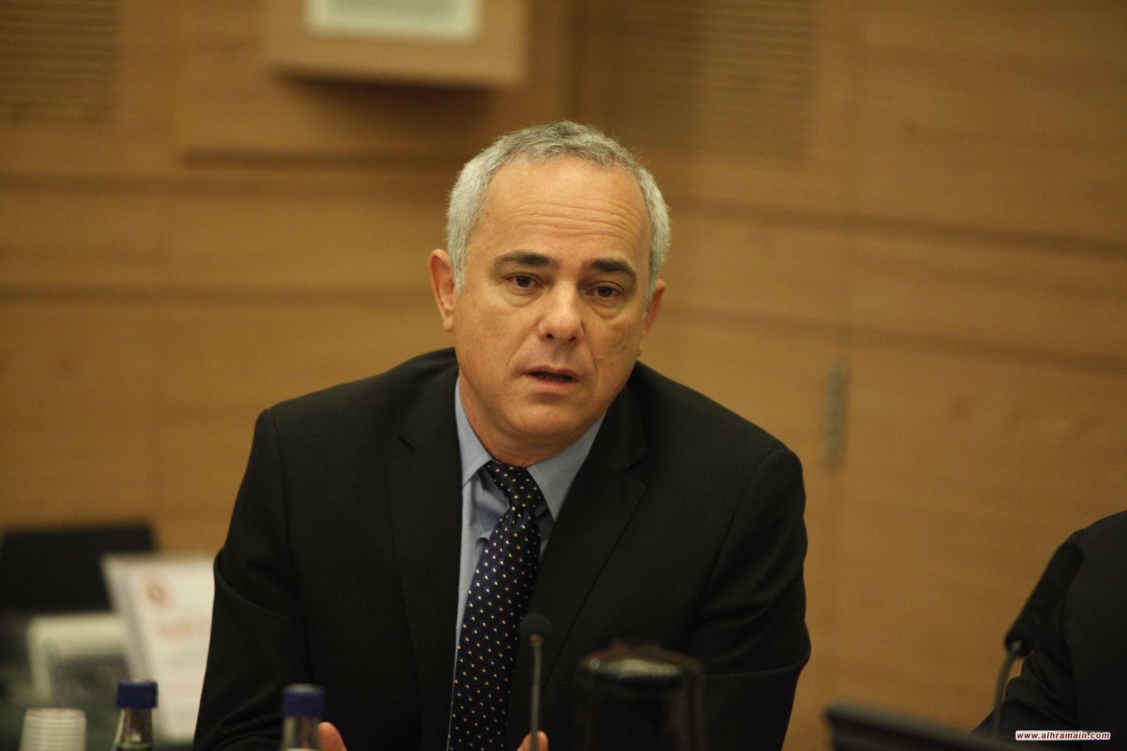 وزير إسرائيلي: نقيم علاقات سرية مع دول عربية بينها السعودية