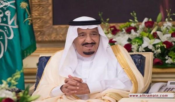 مبعوث أمير الكويت يصل إلى الرياض حاملاً رسالة إلى العاهل السعودي