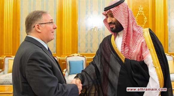 ولي العهد السعودي وقيادي مسيحي يؤكدان أهمية التعايش والتسامح