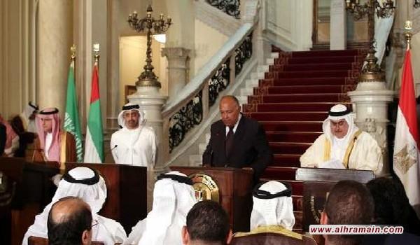 55 يومًا وما يزال قطار الأزمة الخليجية على قضبان المطالب الـ13