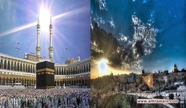 د. أحمد الحارة (4): الصهاينة والمتهوّدة بين هدم المسجد الأقصى والمسجد الحرام