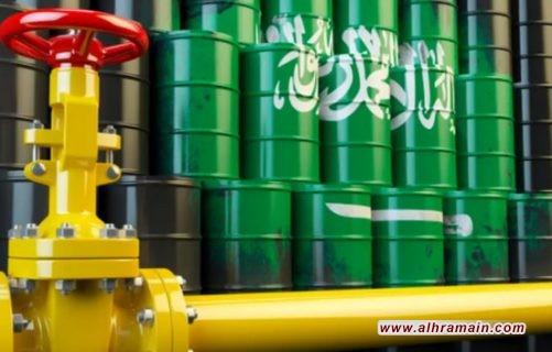 ارتفاع صادرات النفط السعودية 2.4 بالمئة في مارس