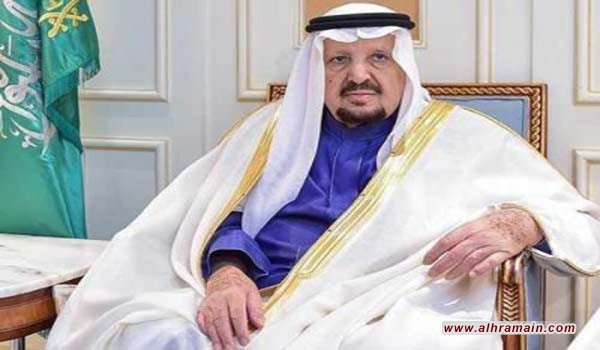 الديوان الملكي السعودي يعلن وفاة الأمير عبدالرحمن بن عبدالعزيز شقيق الملك سلمان