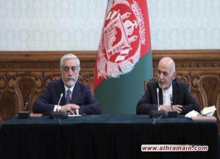 السعودية ترحب باتفاق تقاسم السلطة في أفغانستان