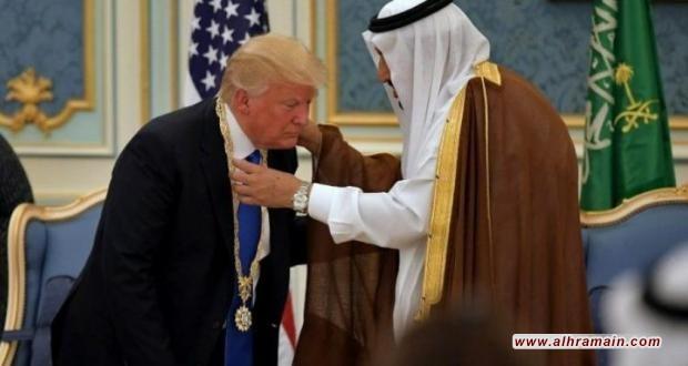مجلة فورين بوليسي تفضح طلب الملك سلمان من ترامب غزو قطر عام 2017
