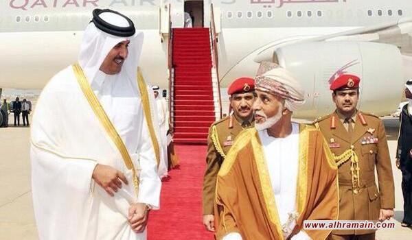 الإيكونوميست: سلطان عمان تعاطف مع قطر خوفاً من تعرض بلاده لبلطجة سعودية