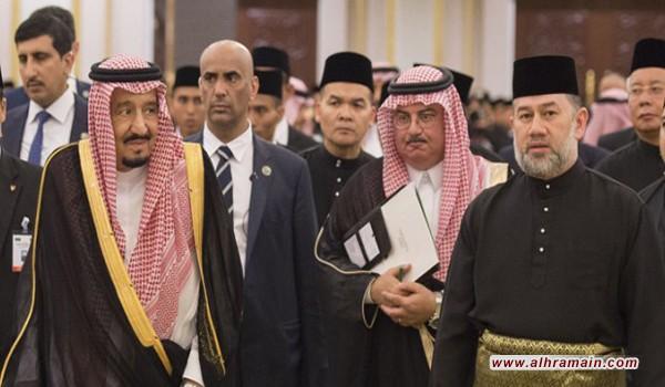 """""""ذا وال ستريت جورنال"""": جولة الملك سلمان الآسيوية رسالة إلى ترامب"""