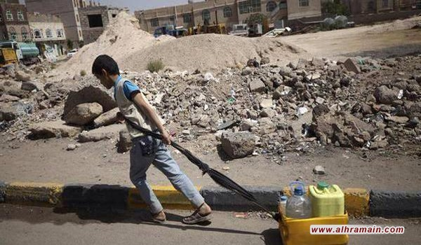 الأمم المتحدة تدعو لإدخال مساعدات إلى الموانئ اليمنية لتفادي مجاعة