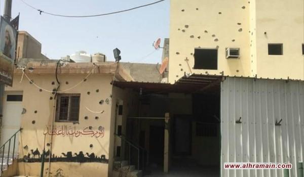 """لليوم الثالث على التوالي: حصار وقتل وقصف للمساجد في """"مسورة العوامية"""""""
