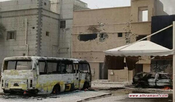 لليوم الرابع العوامية في الحصار.. وقنابل انشطارية حارقة تستهدف المواطنين
