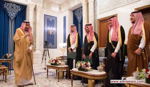 إبراهيم: الأوامر الملكية حصرت التنافس على الحكم في عائلة سلمان