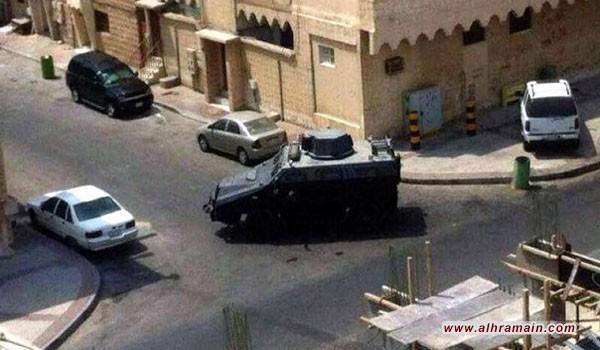 خاص نبأ: جرح مواطنين بصدم مركبة عسكرية سيارتهما في العوامية