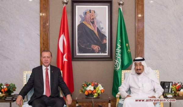 اندبندنت: فشل الجولة الخليجية لأردوغان بعد استقبال بارد في السعودية