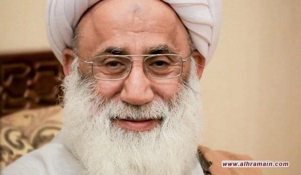 محكمة سعودية تصدر حكما بسجن آية الله الشيخ حسين الراضي ١٣ سنة