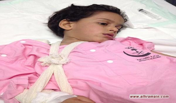 موقع (ميديل إيست آي) يعرض تفاصيل استشهاد الطفل ذي السنوات الثلاث سجاد أبوعبدالله في العوامية