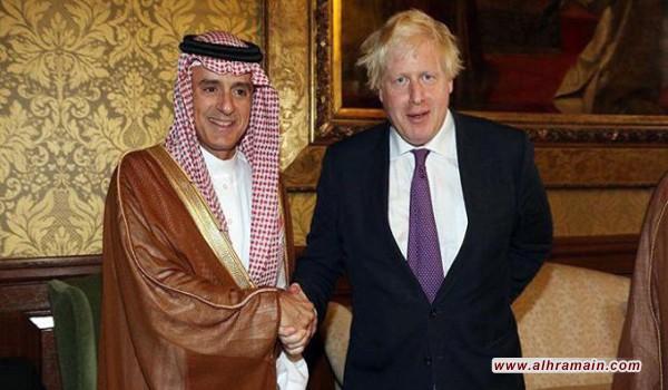 الجبير يلتقي وزير الخارجية البريطاني في نيويورك