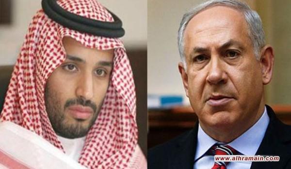 معاريف: بن سلمان التقى نتنياهو خلال قمة عمان مع عبد الله