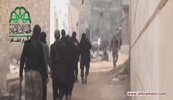 """""""داعش"""" من حلب إلى جنوب اليمن برعاية سعودية؟"""