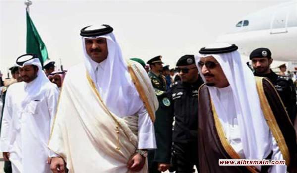 دراسة إسرائيليّة: الخلافات داخل مجلس التعاون بين قطر والسعوديّة خطيرةً