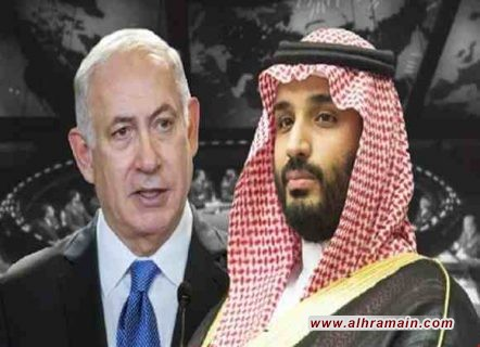 و.س جورنال: هل يلتقي بن سلمان نتنياهو في الرياض؟
