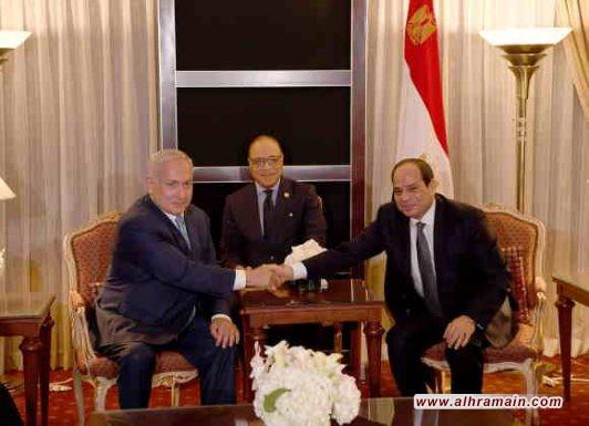 هل نجحت واشنطن بإقامة التحالف الثلاثيّ: الكيان ومصر والسعوديّة لمُحاربة إيران؟