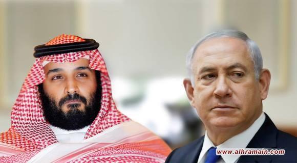 """""""وول ستريت جورنال"""": هل يذهب نتنياهو إلى الرياض؟"""