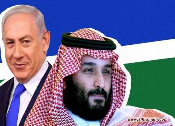 الموساد: السعوديّة صديقتنا.. مركز أبحاث الأمن القوميّ: إسرائيل قامت بتليين سياسة تصدير الأسلحة إلى دول الخليج والحوار السريّ بين تل أبيب والرياض ما زال مُستمّرًا