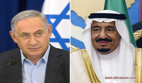 صمت حكومة اسرائيل على أكبر صفقة سلاح بين امريكا والسعودية يعود الى أن للرياض مصالح مشتركة معها ضد ايران