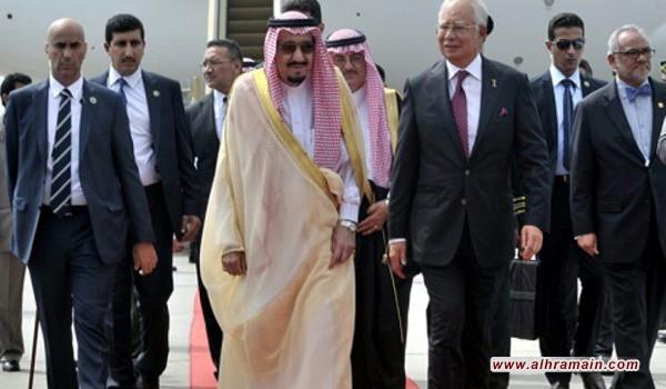 بعد زيارة الملك سلمان.. ما هو مستقبل العلاقات العسكرية بين السعودية وماليزيا؟