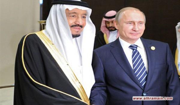 فاينانشال تايمز: صفقة إنتاج النفط تحالفا بين روسيا والسعودية
