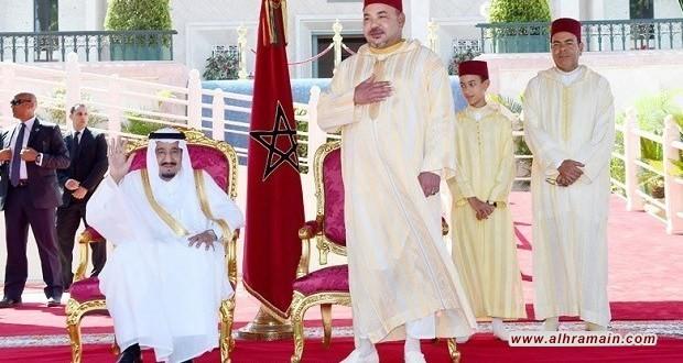 اتصال سلمان بمحمد السادس: محاولة لحد أضرار الأزمة الخليجية