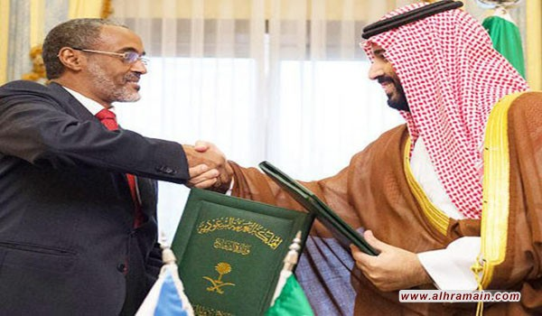 اتفاقية عسكرية بين السعودية وجيبوتي
