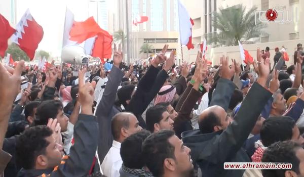 تقرير متلفز: ١٤ مارس ٢٠١٧.. يوم مقاومة الإحتلال السعودي والدفاع عن قلعة البحرين آية الله قاسم