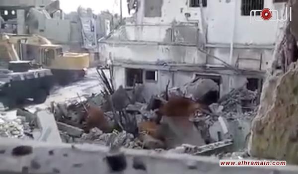 تقرير متلفز: هجوم دموي لآل سعود على حي المسورة التاريخي