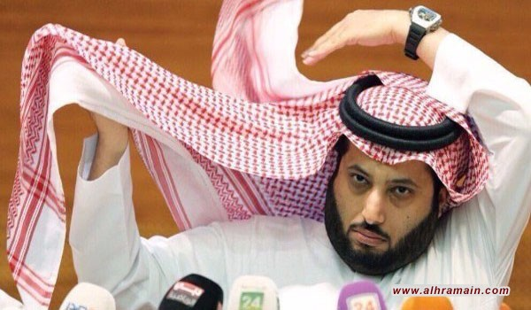 تركي آل الشيخ يسعى لإنهاء نفوذ أمراء الرياضة