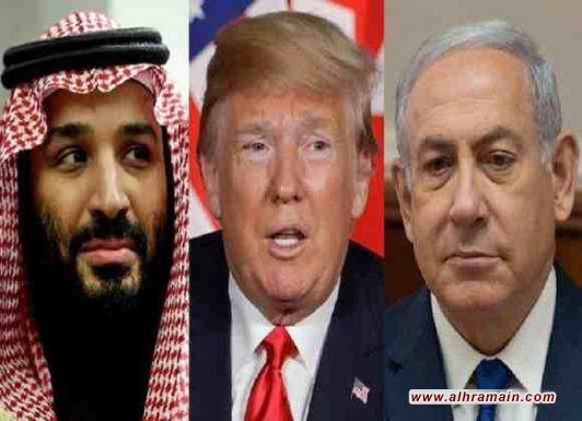 مصادر سياسيّة وأمنيّة في تل أبيب: إسرائيل والسعوديّة دفعتا ترامب لردٍّ عسكريٍّ وغراهام أكّد أنّ إسرائيل وليس أمريكا يجب أنْ تقوم بالمُهّمة…
