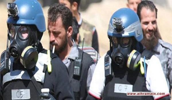 السعودية تحاول التستر على استخدام الجماعات الارهابية لأسلحة كيميائية في سوريا والسودان