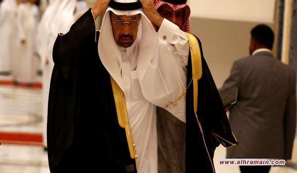 الفالح: سوق النفط بحاجة إلى مراقبة مستمرة في جانب العرض