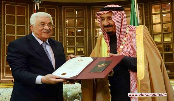 «مركز أورشليم»: السعودية تسعى إلى تقويض «عباس» بقطع المساعدات و«دحلان» يستعد لخلافته