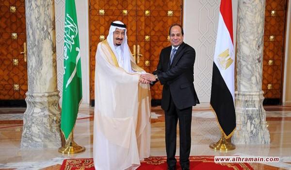 السعودية تهدد بسحب ودائعها لدى مصر
