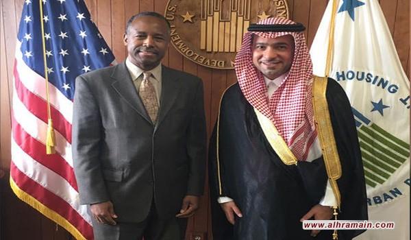 وزير الإسكان السعودي في أمريكا بحثا عن استثمارات