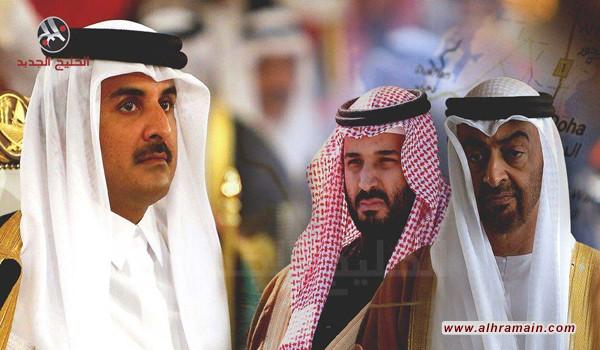 «أراب دايجست»: أداء مروع لـ«بن سلمان» «وبن زايد» في أزمة قطر